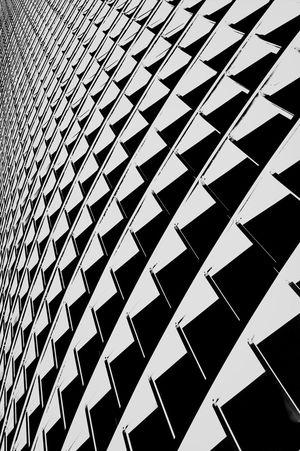 Geometric Abstraction Urban Geometry Lets Gaudi Strange Architecture
