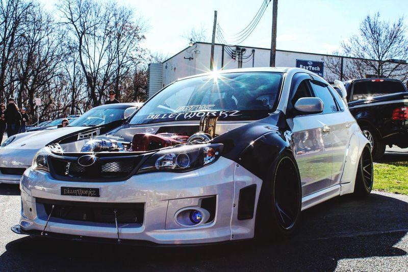 On the subie flow Subie Subaru Wrx Car Carsandcoffee