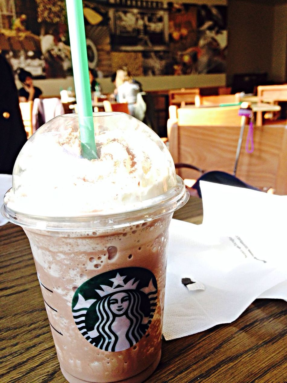 Chocolate Frappuccino Starbucks Drinks
