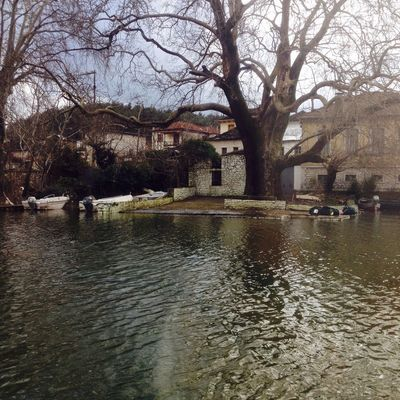 Island of Ioannina.