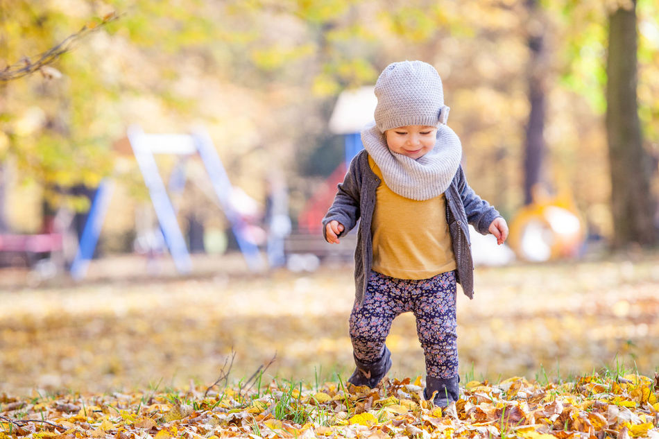 Beautiful stock photos of mädchen, 18-23 Months, Autumn, Baby Girls, Casual Clothing