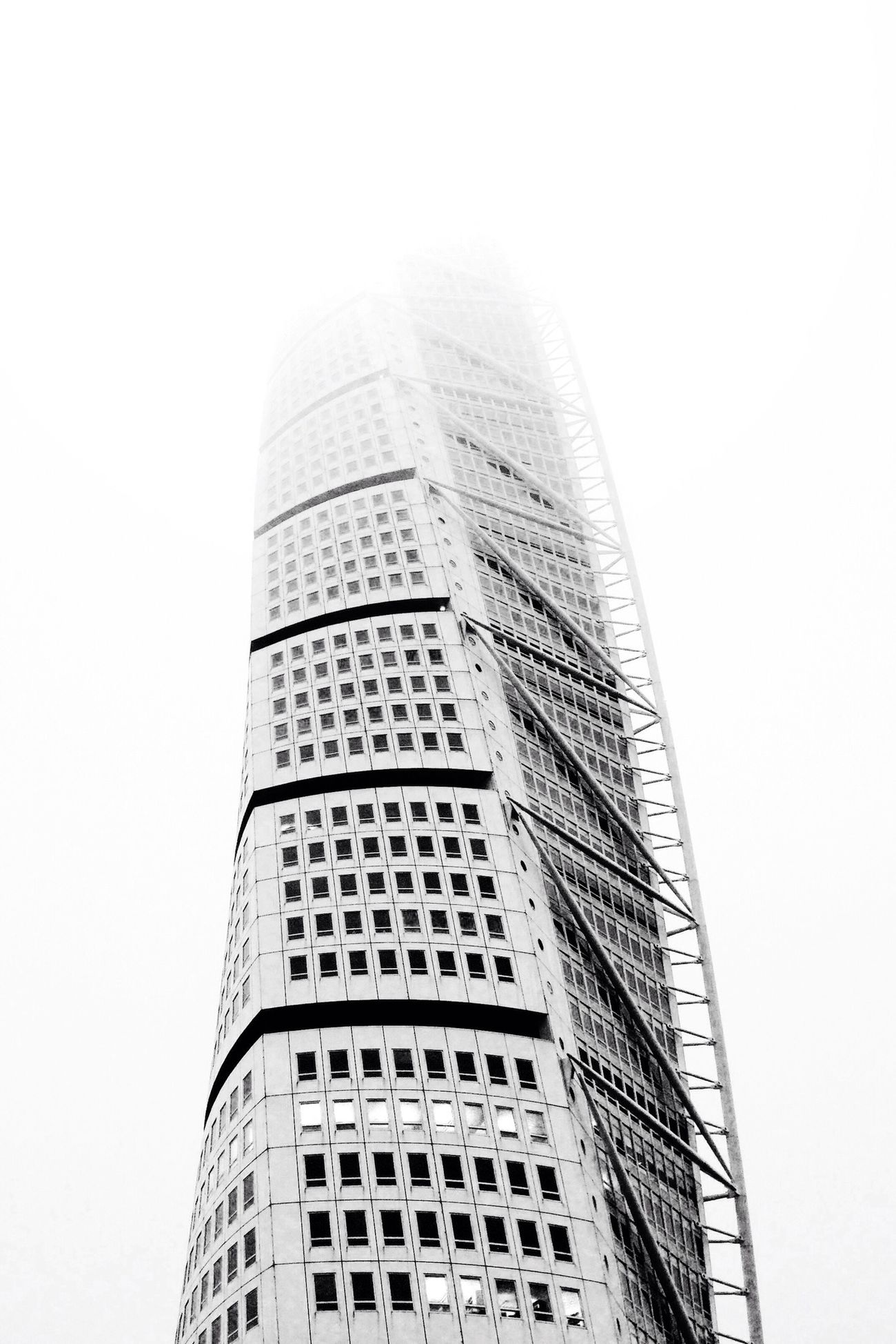 Into the fog EyeEm Best Shots - Architecture NEM Architecture Archilovers Monochrome Eye4black&white  AMPt_community Shootermag Lookingup Fog Love Structures