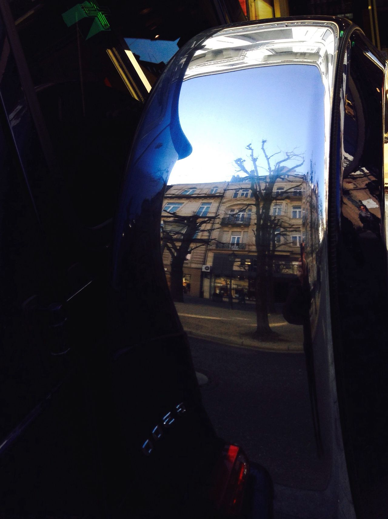 One Super Shiny Truck In Baden Baden Germany