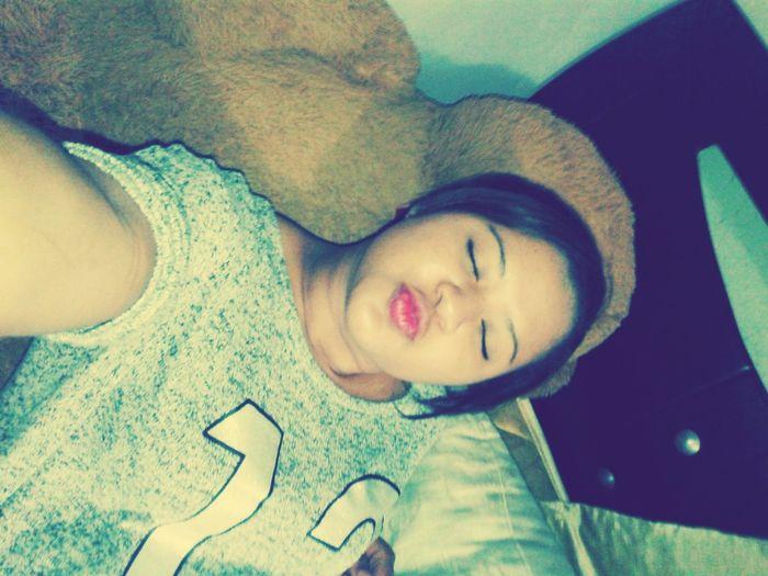 Kiss Kiss Kiss baby. ..