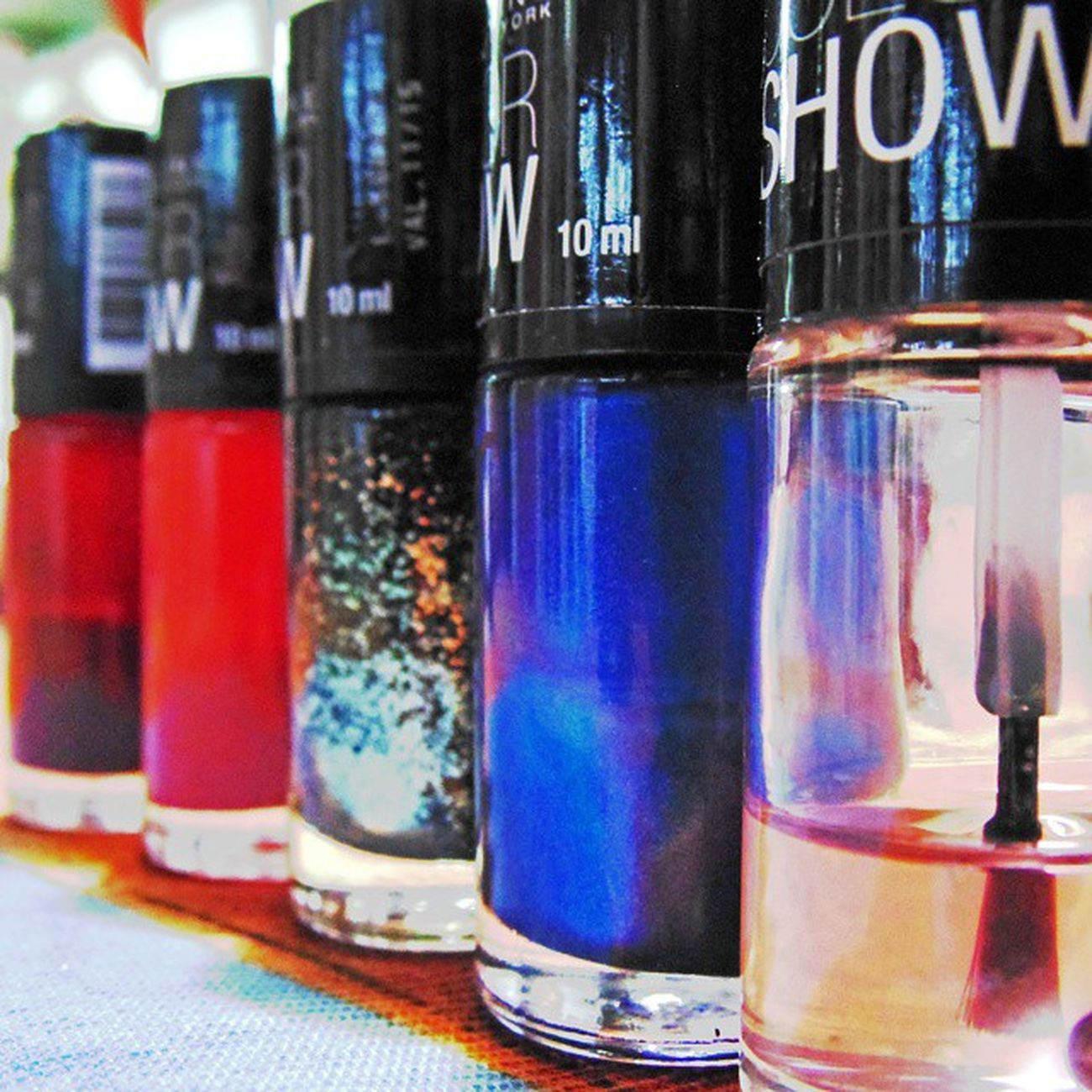 Viviendo en colores Colourshow
