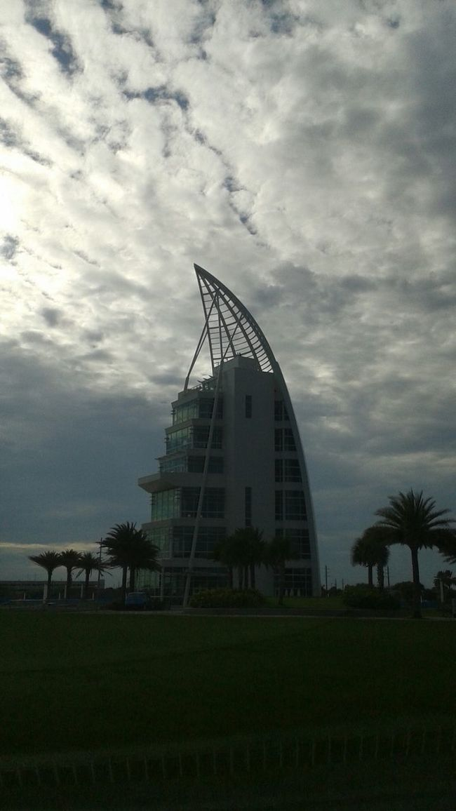 Cityscapes Tower Morning Sky Florida