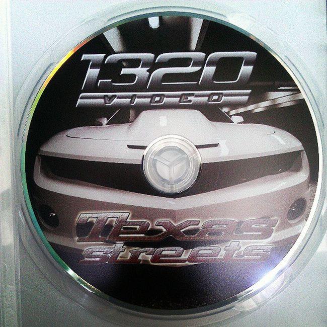 I got my copy! 1320Video Racing DVD TexasStreets StreetRacing Entertainment Speed InstaCar CarInstagram Gtr Corvette Supras Lamborghinis Lambo