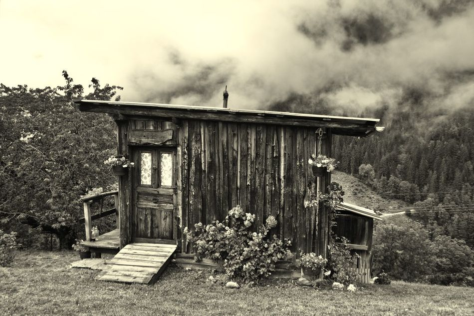 Blackandwhite Black And White Black&white Black & White Mountains Mountain Mountain View Saint Gervais