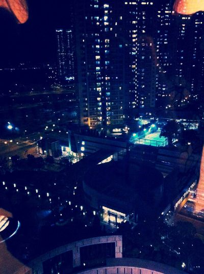 view from my window for two nights ;) ??