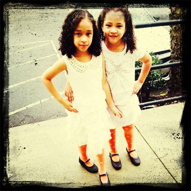 My gorgeous Princesses... Kids Family Matters Razzle Dazzle