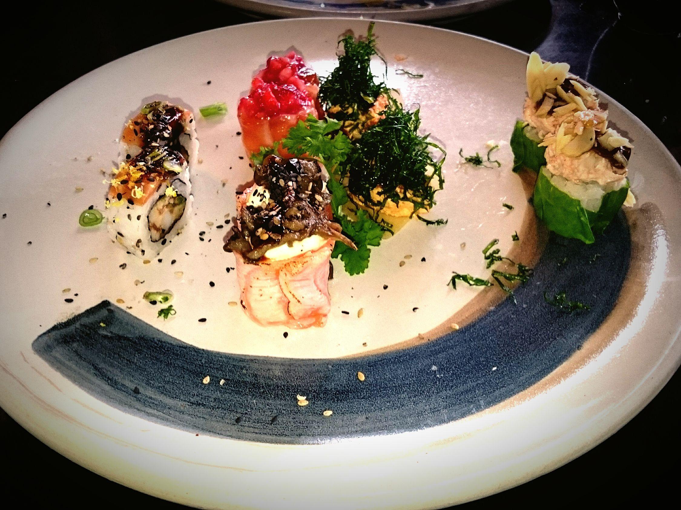 The Foodie - 2015 EyeEm Awards Sushi Japanese Food