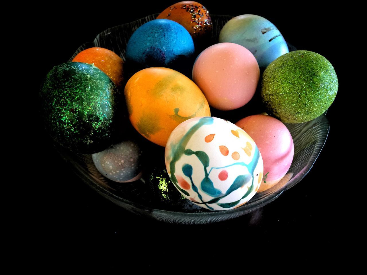 Easter Eggs Dyed Eggs Colored Eggs Easter Eggs... Eggs Colorful Food Holiday POV Holiday Easter Egg Hunt