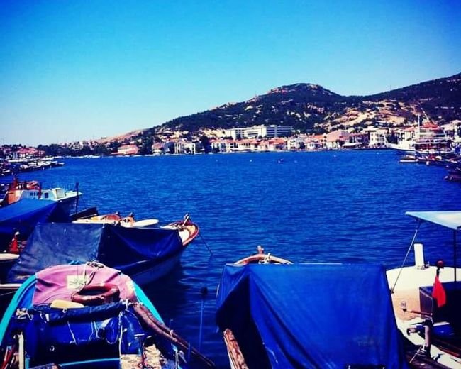 Venedik de neymis? Foca Eski Foça Izmir Foça Hi! Smile ✌ Hello World Sea Happyday Relaxing Enjoying Life