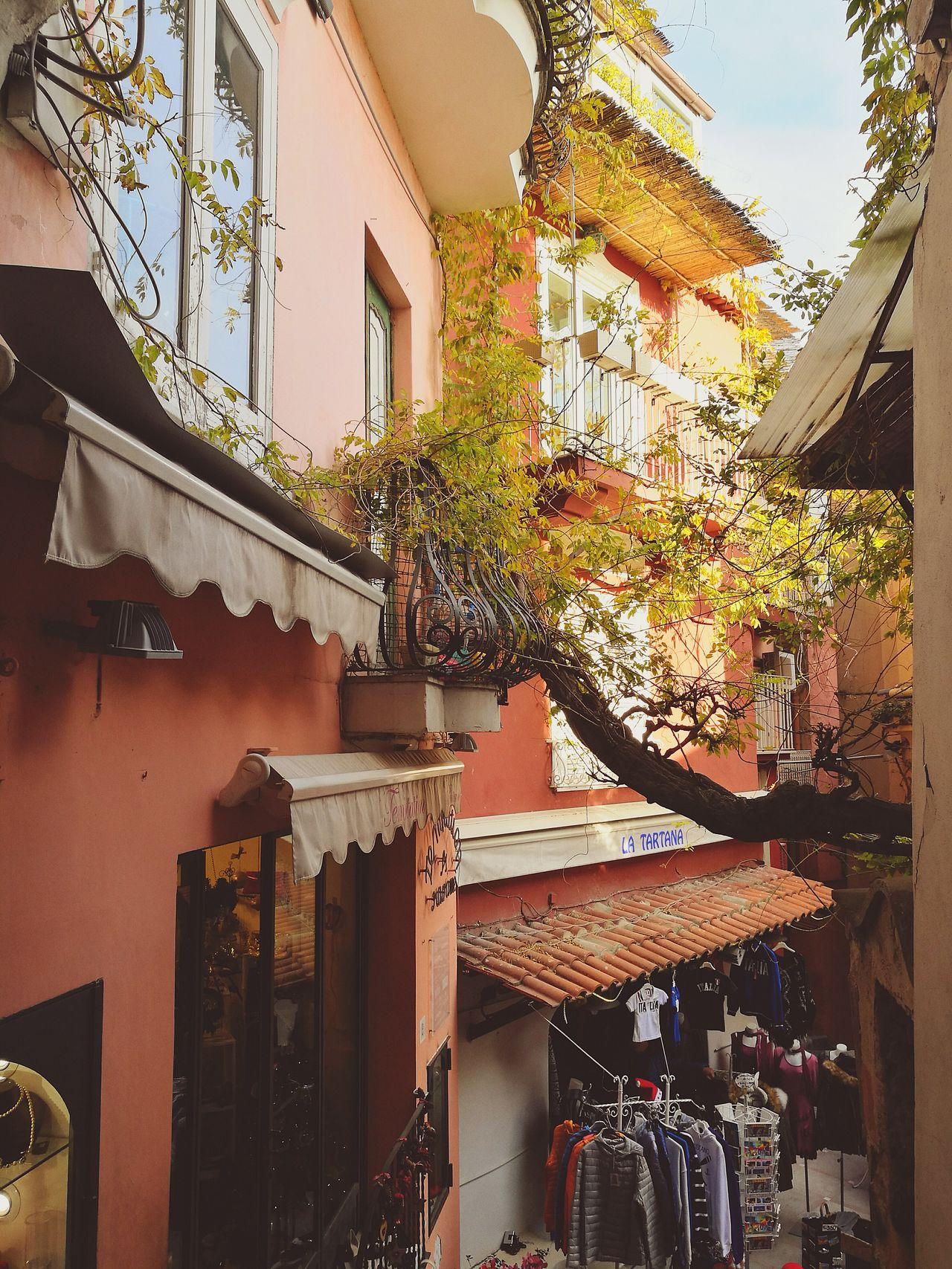 Italy life Houses And Windows Tree Sky Relaxing Moments Positano Costiera Amalfitana