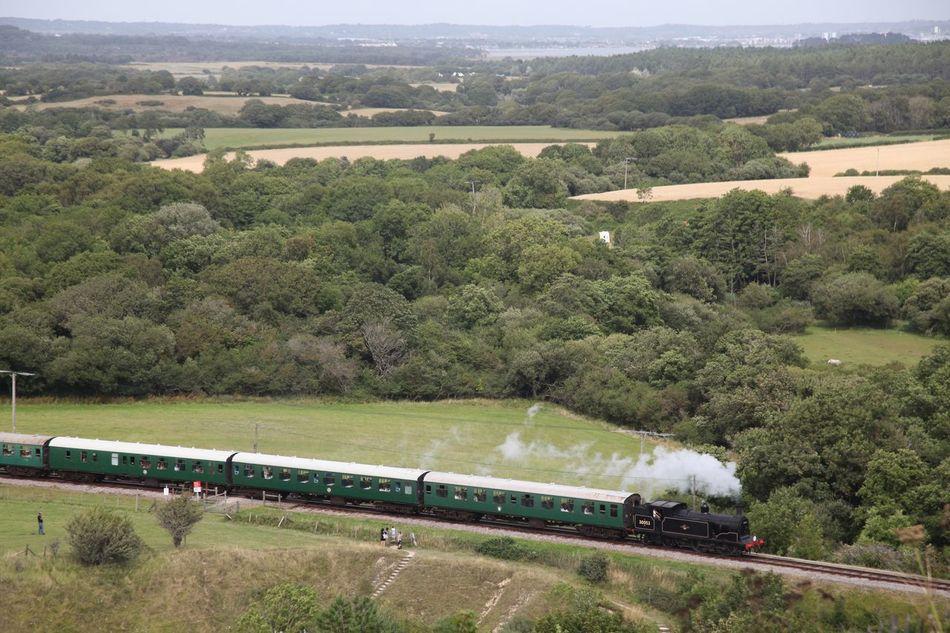 Swanage Railway, Dorset Dampfeisenbahn Dorset Heritage Railway Swanage Railway
