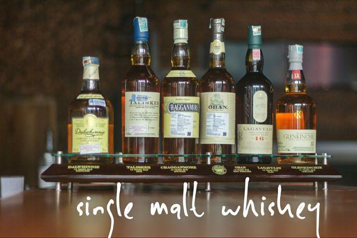 Whiskey SingleMaltWhisky Bar Bartender