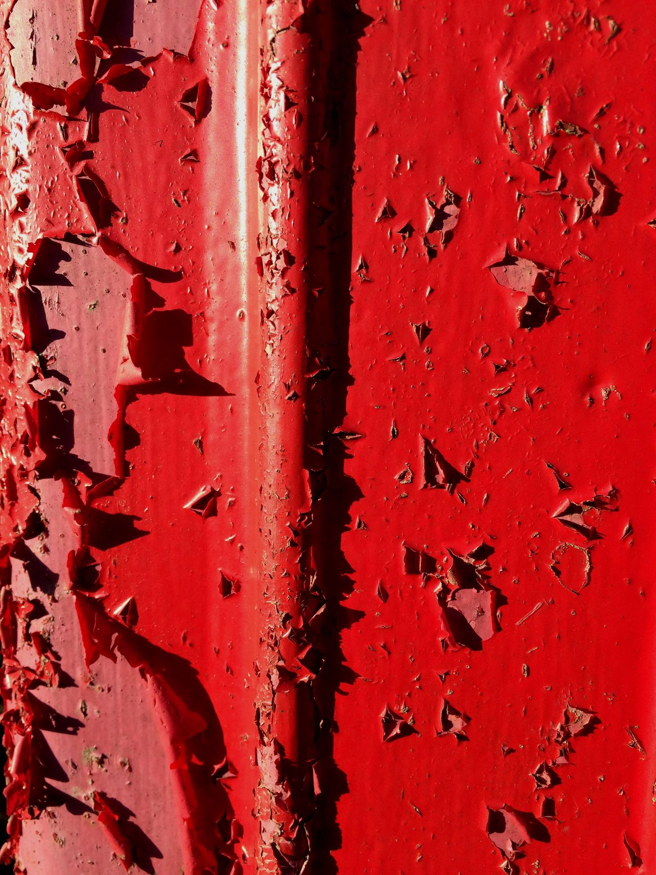 Red Abstract Close-up Backgrounds No People Decay Full Frame Textured  Peeled Outdoors Paint Decay Paint Peeling