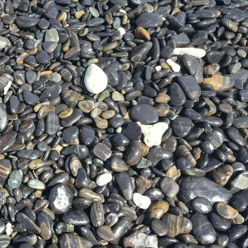 Stones Black Stones Grids Nature shapes and sizes Water Washed Forbidden Stones