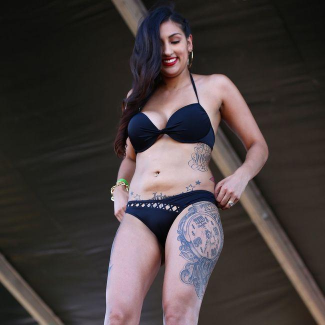 Bikinicontest Austin Texas Texasheatwave2014 Taking Photos