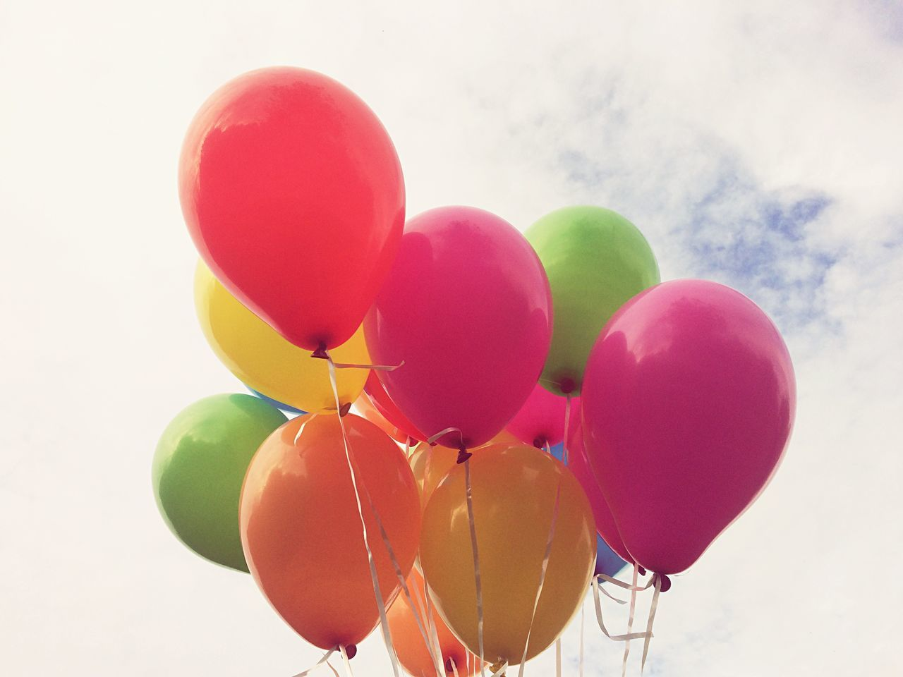 Helium Helium Balloons Balloon Photography Taking Photos Photo Enjoying Life Clouds Taking Photos Baloons