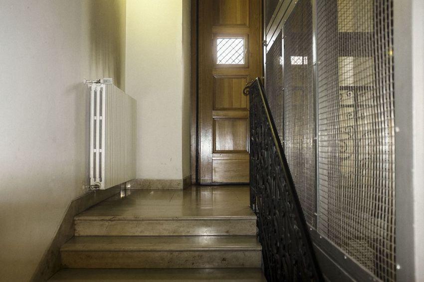 Szépművészeti Múzeum Stairs Window Interior