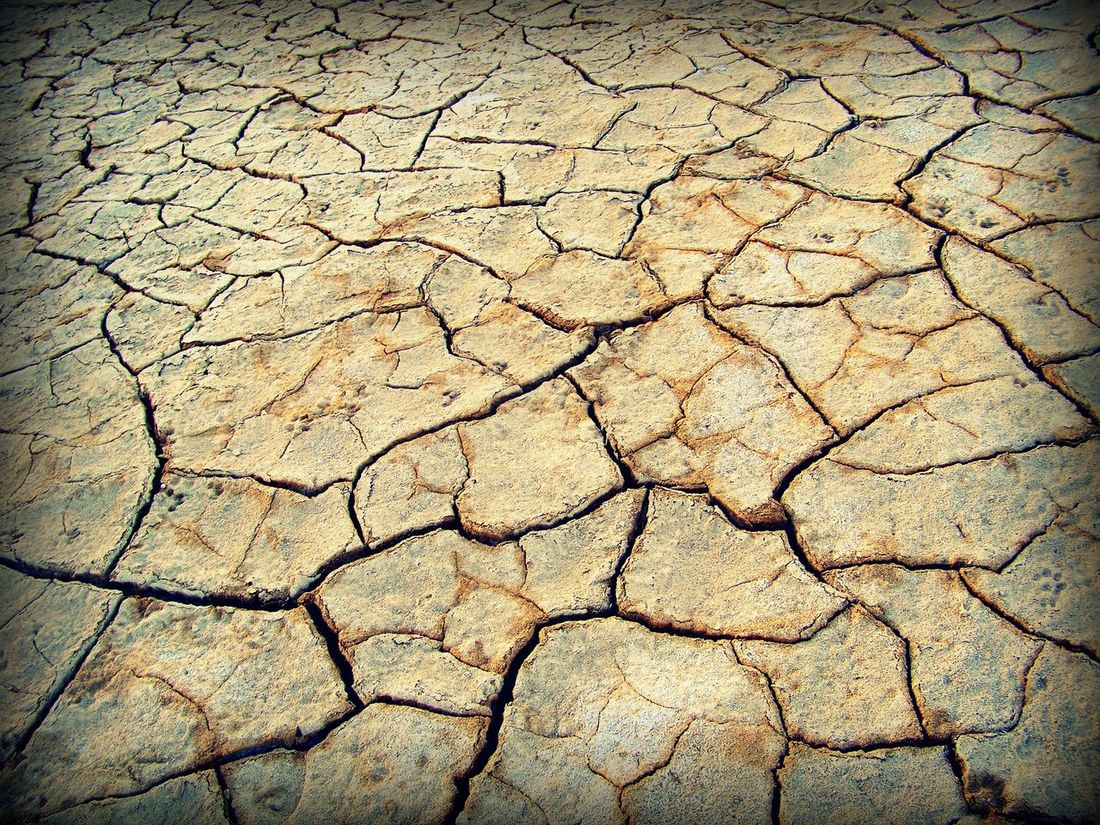 Arid Climate Barren Brown Close-up Cracked Day Desert Detail Dried Soil Drought Dry Full Frame Ground Land Natural Pattern Nature No People Outdoors Soil Textured  Tranquility 43 Golden Moments
