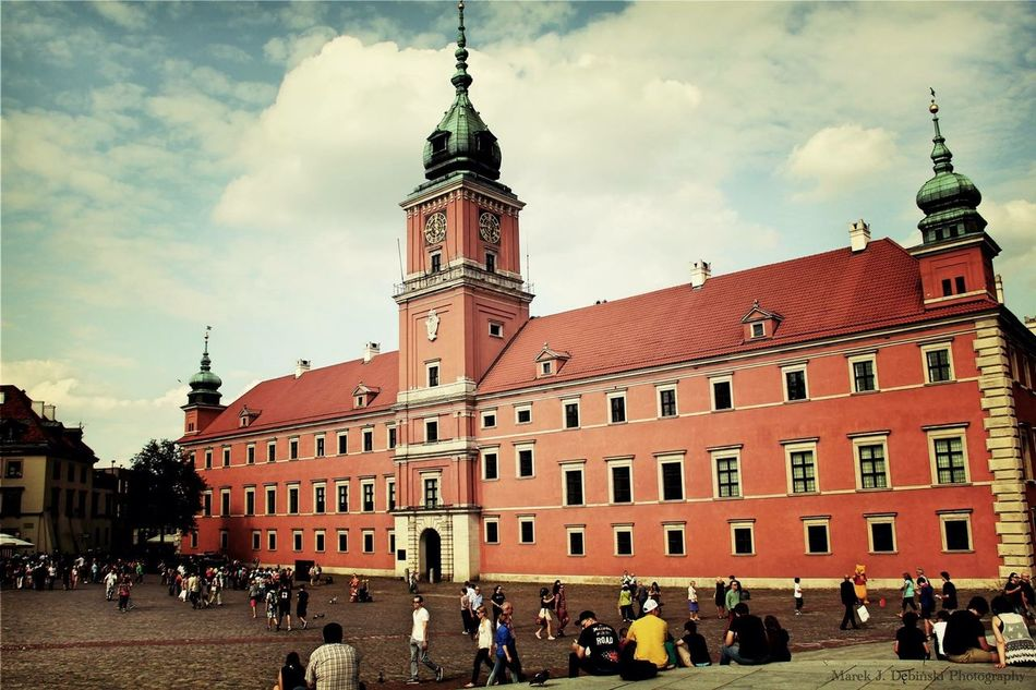 Took this picture at the Royal Castle in Warsaw, Poland. (Zamek Kròlewski) Warsaw Warszawa  Warsaw Poland Warsaw.pl Warsaw Old Town Zamek Królewski First Eyeem Photo