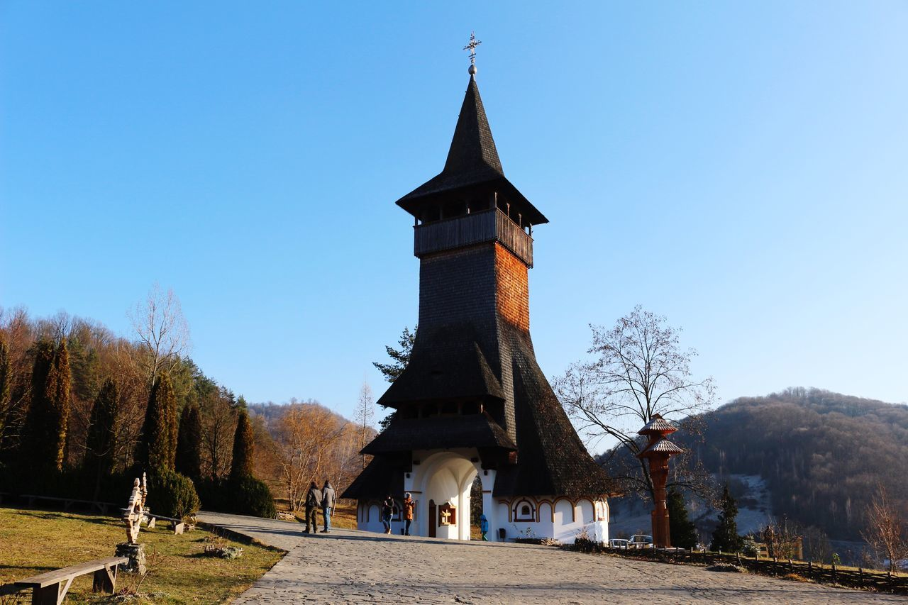 Romania Gate Maramures Transilvania Romanian Lands