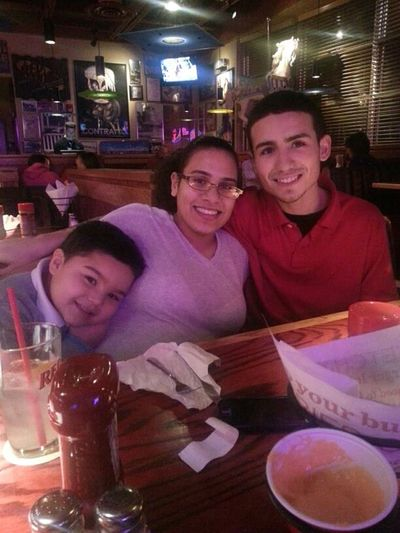 JD, Me & Baee <3