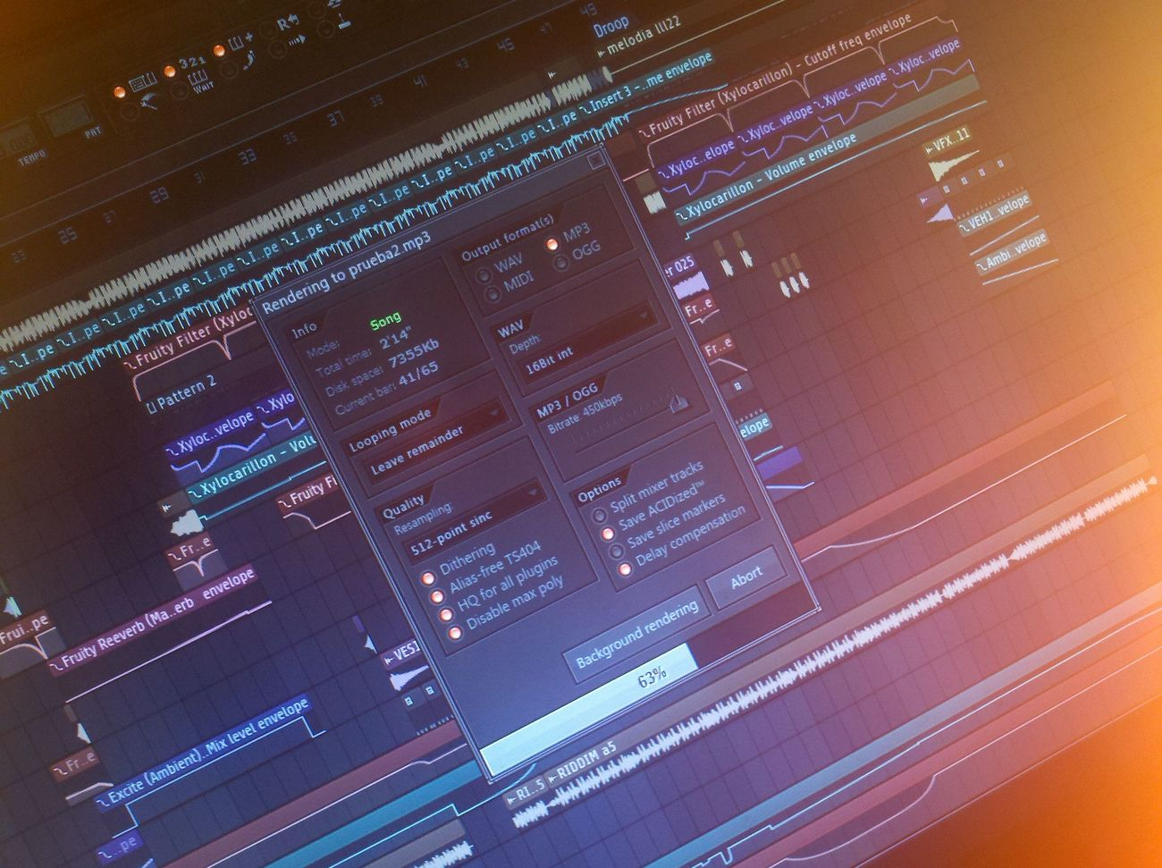 Producer Flstudio12 cooming soon ThePrologo Moombahton