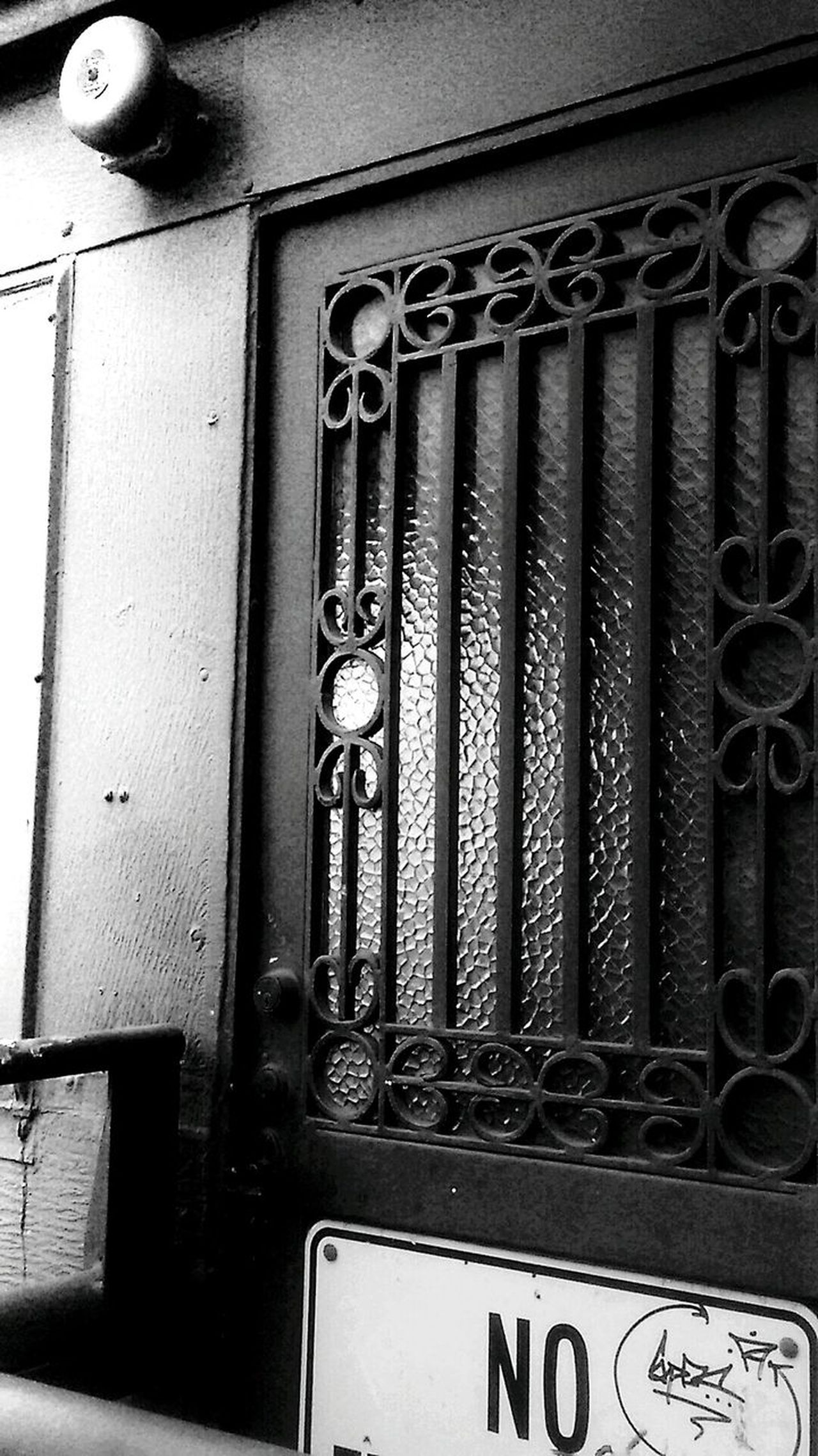 No exit Don't Jump Free Open Edit Urban Geometry Sf No Moma Black & White Grayscale
