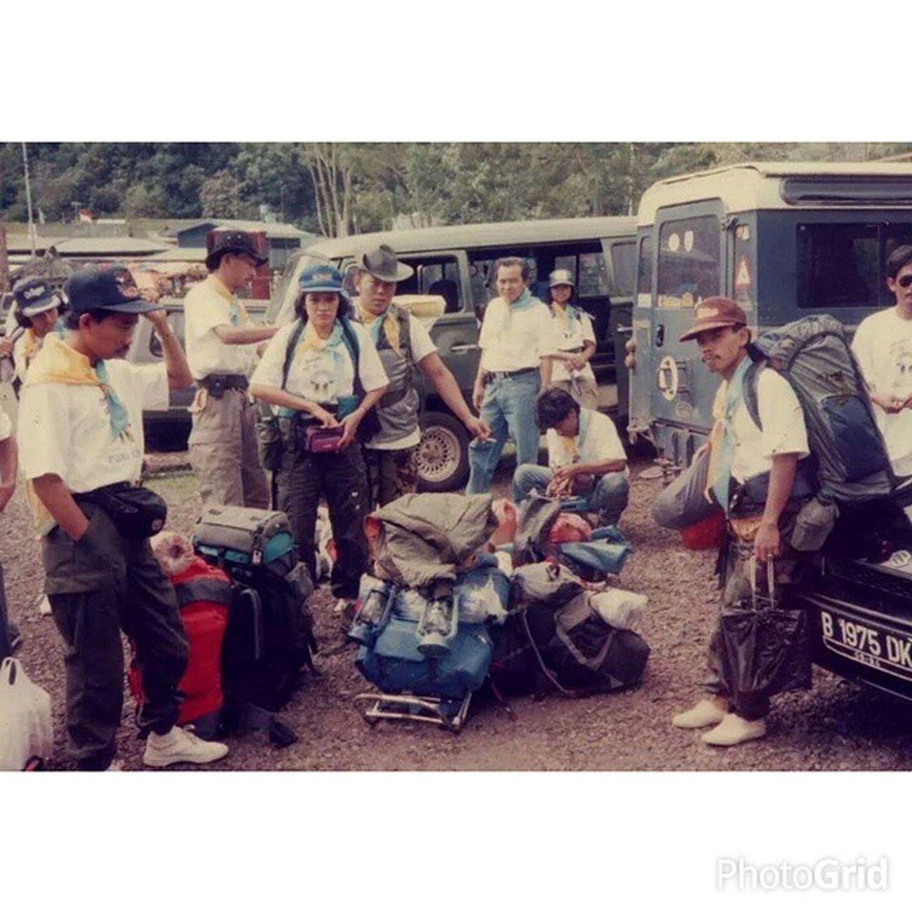 ancient climbers pendaki tempo dulu Jadul Mountainer Adventure