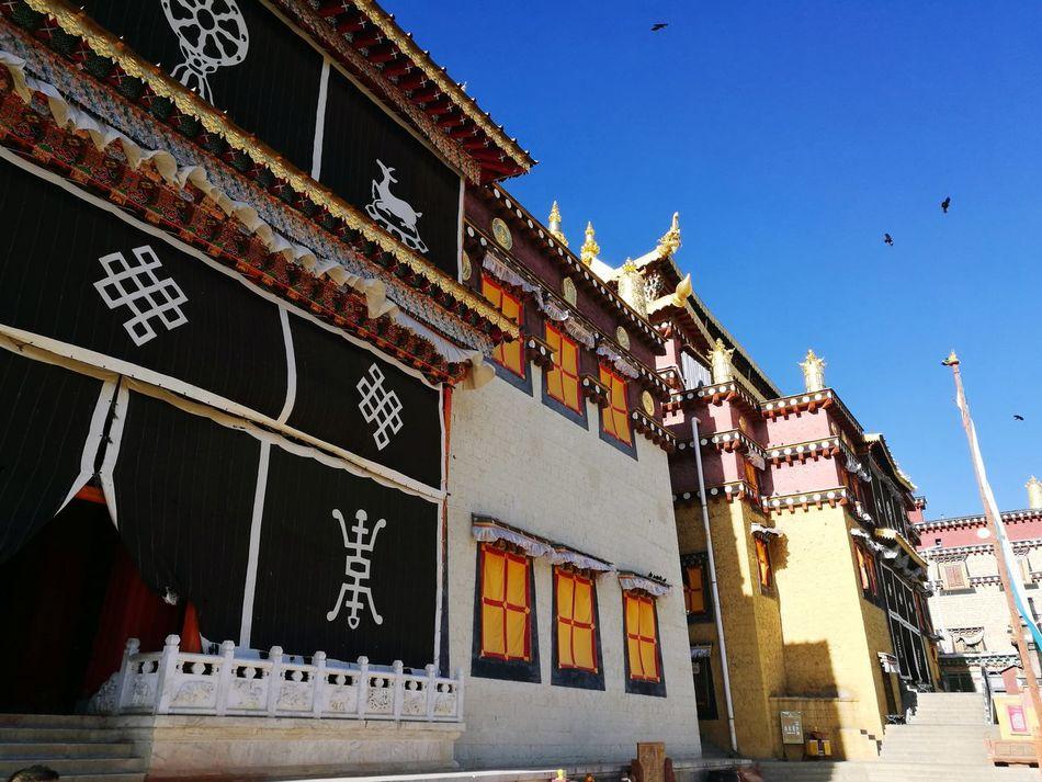 Temple - Building Architecture 佛教 藏传佛教