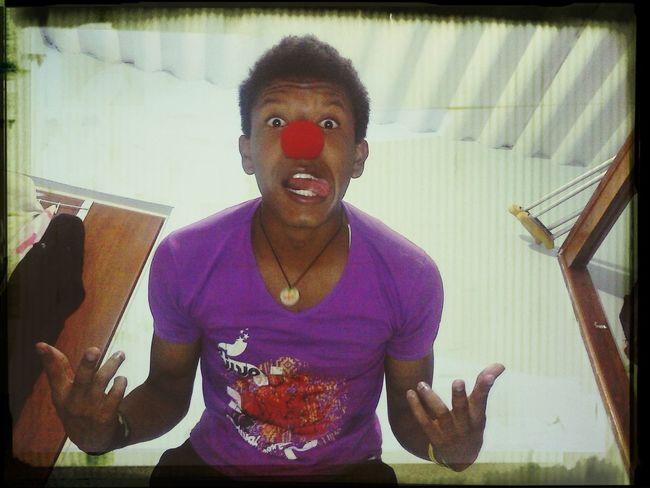 Crazy Nouse Payaso jejejej Funny Faces #relax