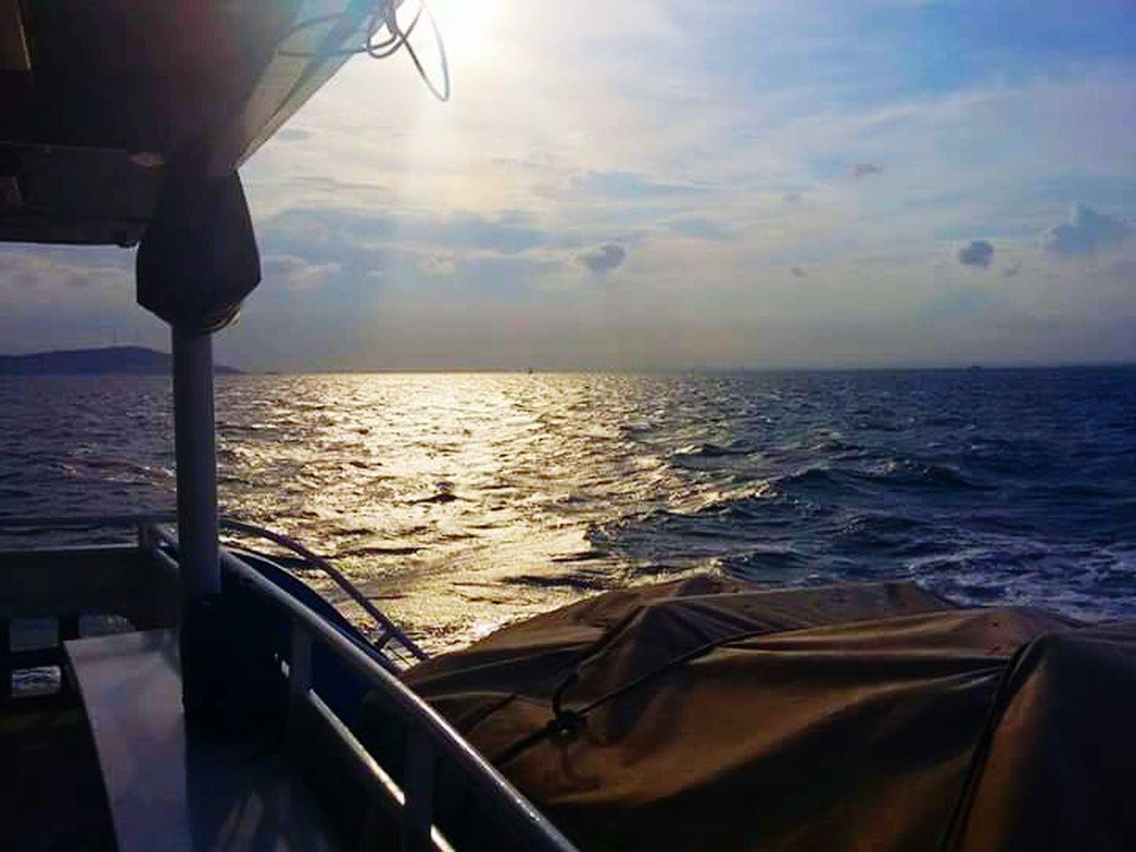 Turkiye Marmara sea Istanbul Sealife Summer Views Sunset Samsungphones S Mini Boat