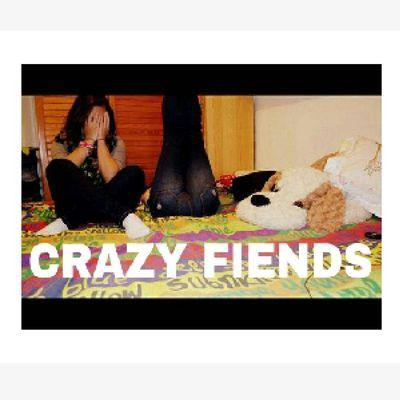 Crazy Friends Girls Cutes