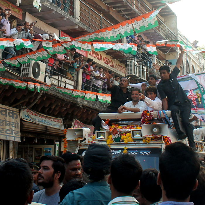 Rahul Gandhi in Old Agra during his Campaign in Agra. Market Person City Lifestyles Street Large Group Of People Eyeemphotooftheday News Newsphotography Election Leisure Activity Photography Outdoors Indiamore Hello World India Newsphotos SheroesHangout Photooftheday Check This Out Indianstories EyeEmBestPics Political Roadshow Togetherness