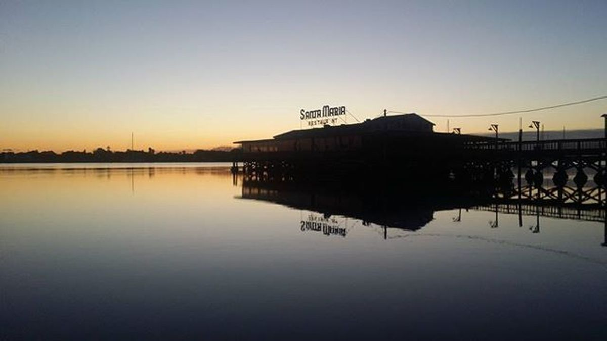 Staugustine Harbourside Harbour Cloudporn Epicsky Clouds Sunrise Picoftheday Florida Saltlife Saltlife_sunrise Fireinthesky