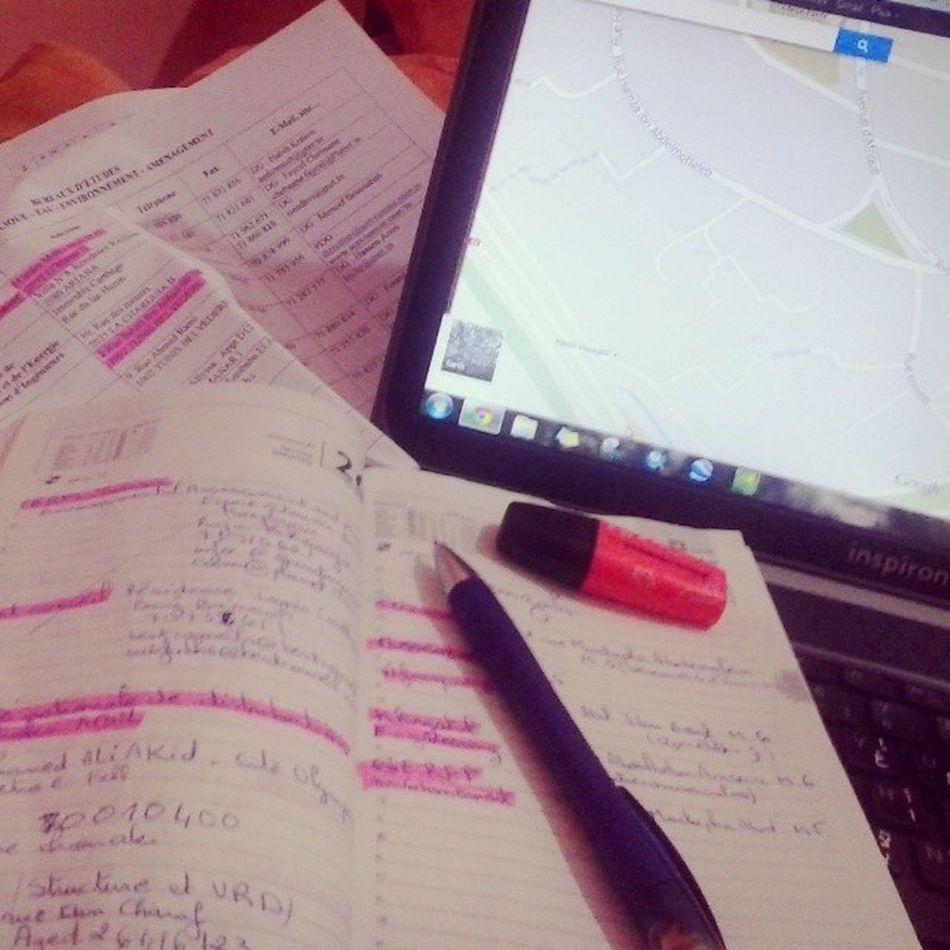يوميات مهندس يبحث عن pfe ... Ingenieur Fst Geosciences Geologie pfe stage help