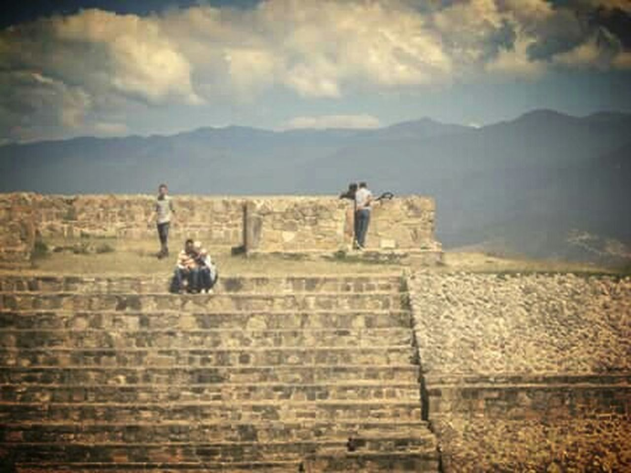 Monte Alban Travel Photography Capturing Freedom Traveling Mexico Oaxaca Arqueology Zona Arqueológica Monte Alban History