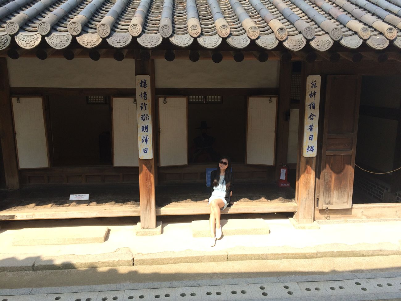 Traditional Architecture Korean Food Experience Culture