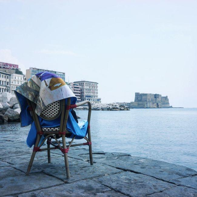 Chair Empty Walking Around Notes From Babylon TheMinimals (less Edit Juxt Photography) Absence Fine Art Photography LMShootermag Landscape Discover Italy / With Ale Napoli Napoli Street Waterfront City Life The Battle Of Citys