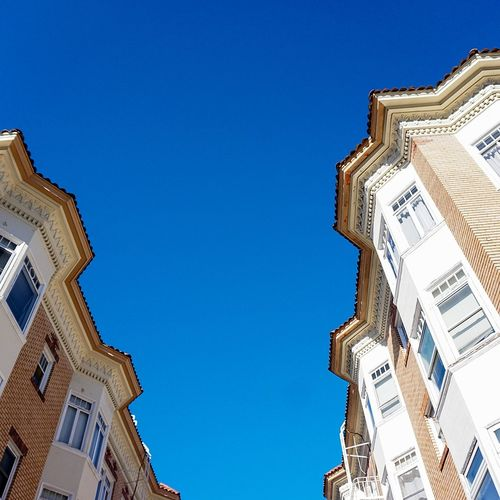 Sony A6000 Photography California San Francisco Architecture Blue Sky Beautiful Day Showcase March
