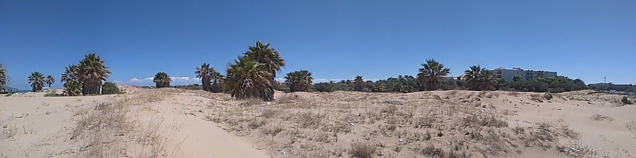 The Isle of dreams, Djerba, Tunisia Blue Clear Sky Desert Landscape Nature No People Sand Scenics Sky