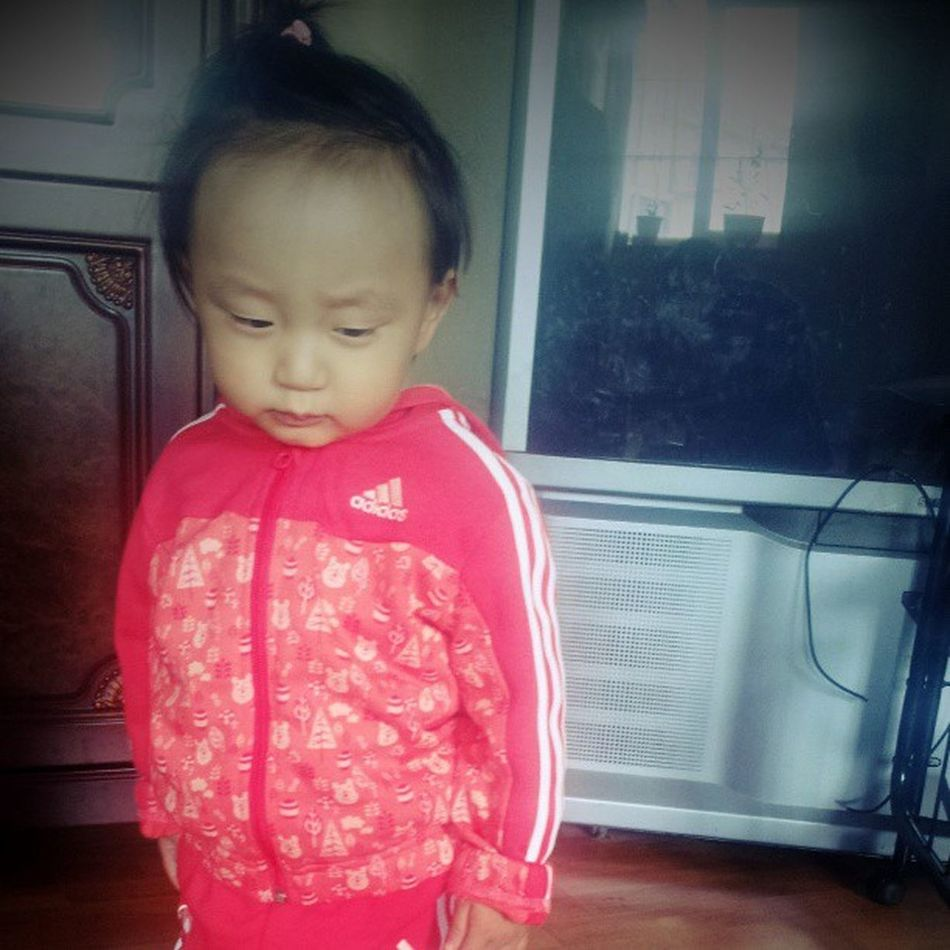 Adidas Xxa Sport Guy sweet baby cute my brother pink boy handsome