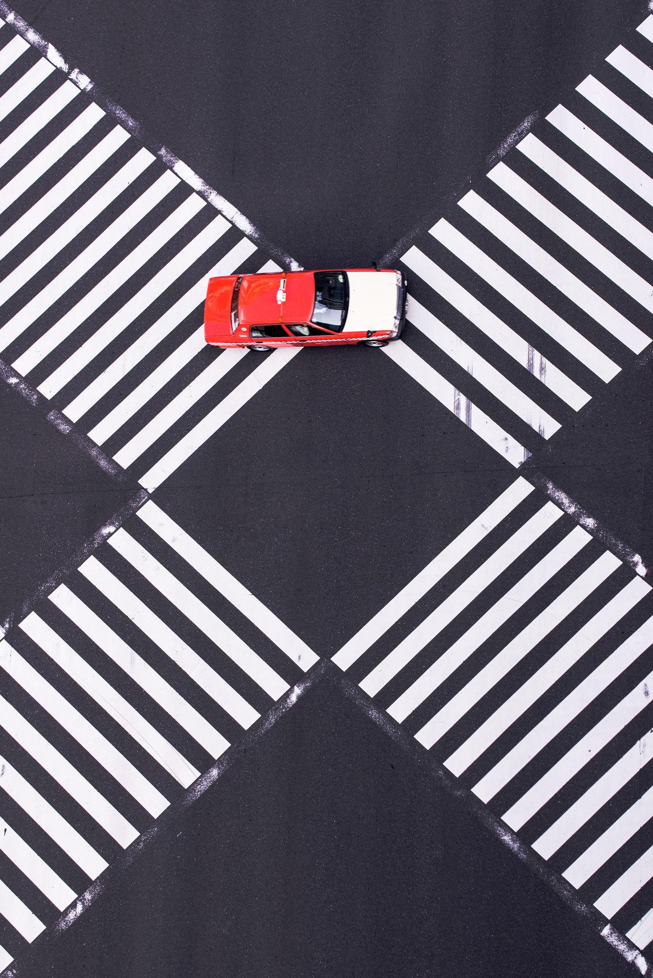 cross Creativity Japan Minimal Minimalism Minimalist Minimalobsession Modern No People Tokyo Traffic Car The Drive