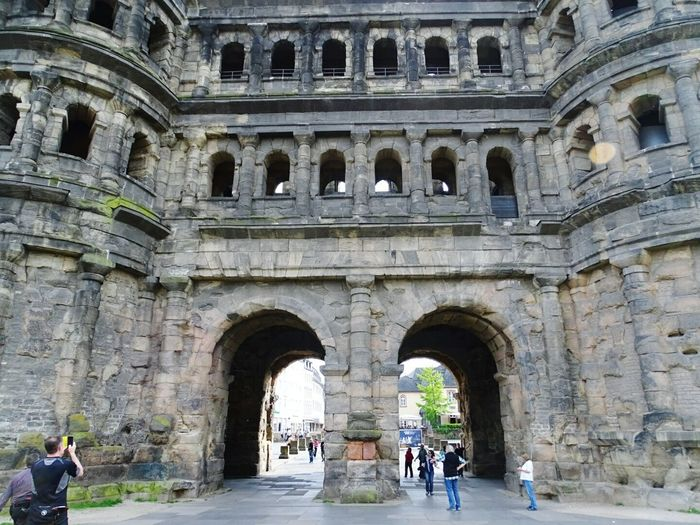Trier Trier City Trier, Germany's Oldest City Triergermany Old Cities Oldbuilding Old Buildings Old Places OLDEST BUILDING IN THE WORLD Travel Travel Photography Travel Destinations Travelphotography