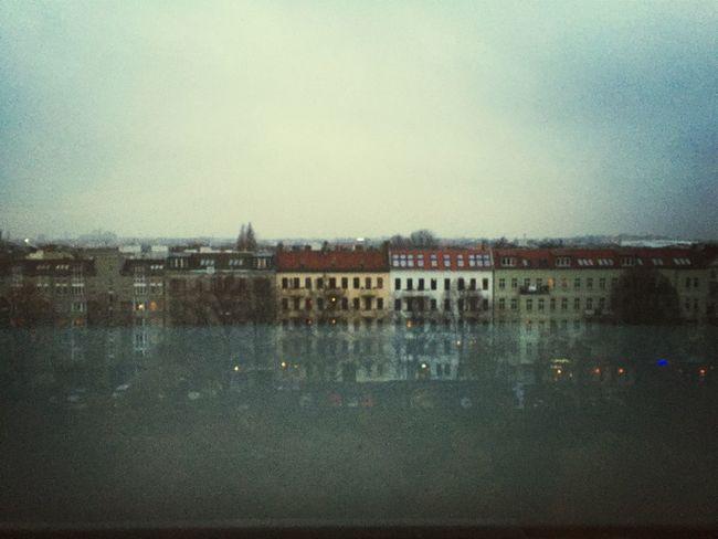 Over the Rooftops of Berlin