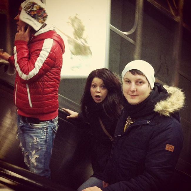 Crazy People In Sörnäinen
