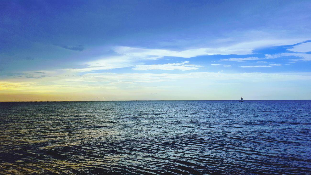 Lakefront NOLA Waterbeauty Sunset